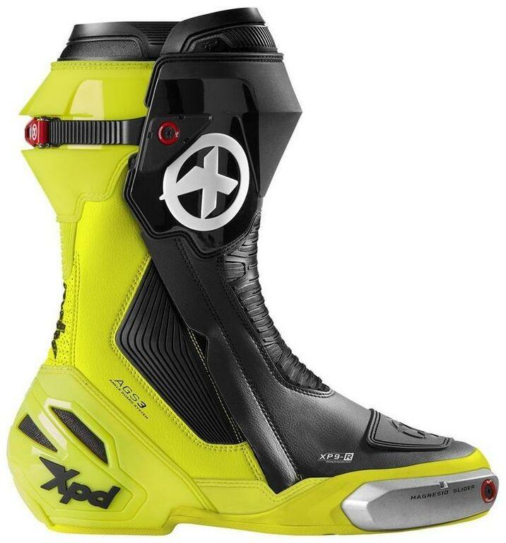 Obrázek produktu boty XP9-R, XPD (černé/žluté fluo)