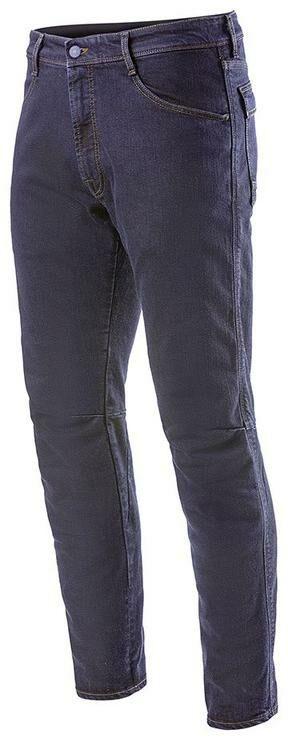 Obrázek produktu kalhoty ALU DENIM, ALPINESTARS (sepraná modrá) 3328620-7202