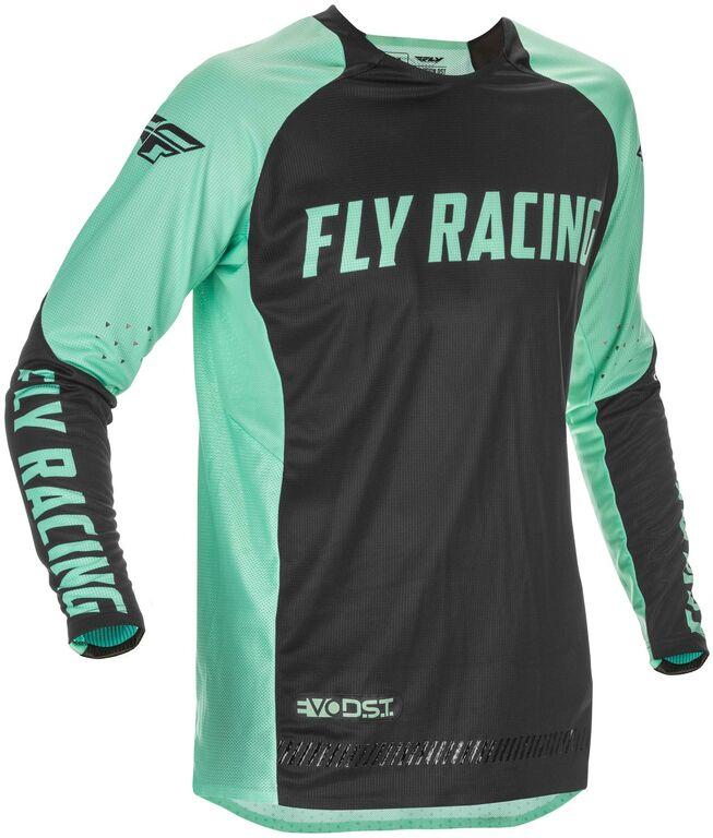 Obrázek produktu dres EVOLUTION 2021 LE, FLY RACING (mint zelená/černá) 374-129