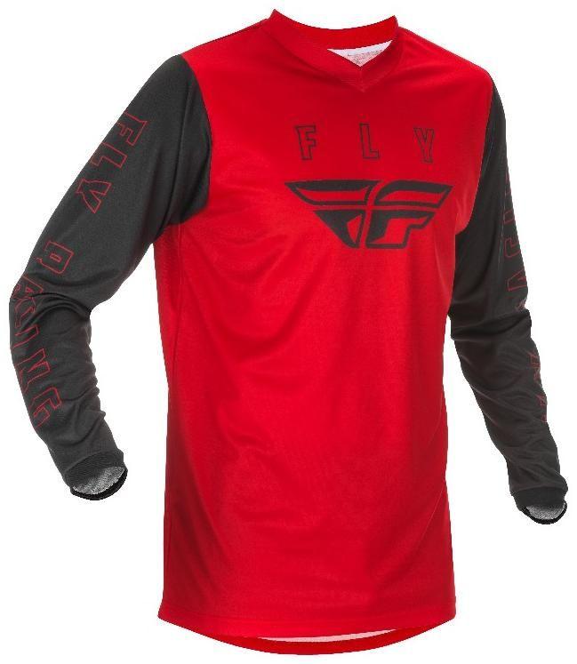 Obrázek produktu dres F-16 2021, FLY RACING (červená/černá) 374-922