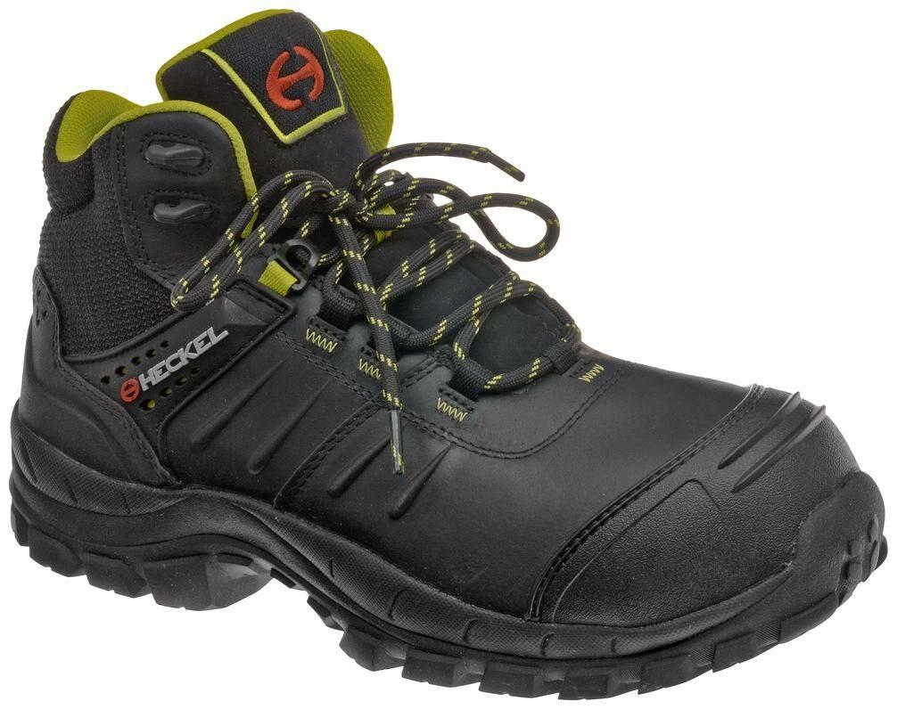 Obrázek produktu Pracovní obuv HECKEL MAC CROSSROAD S3 HIGH kotníková  LK16858