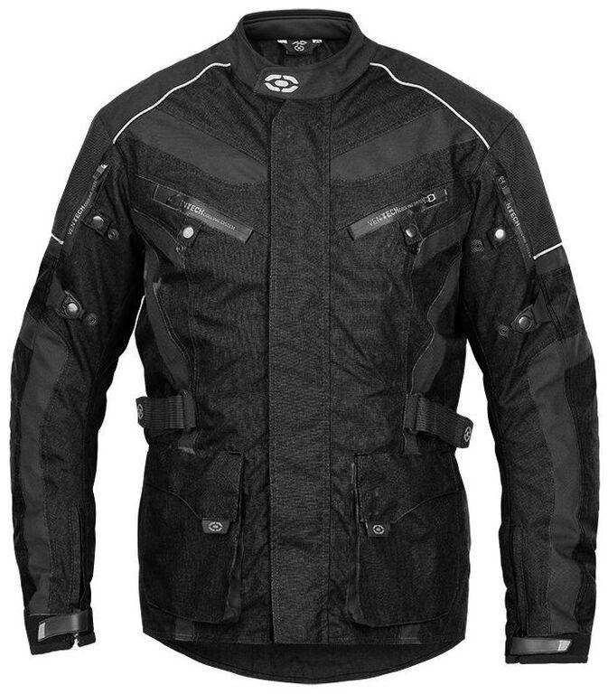 Obrázek produktu enduro bunda DISCOVERY, 4SQUARE - pánská (černá) VESTDISCOVERYHN