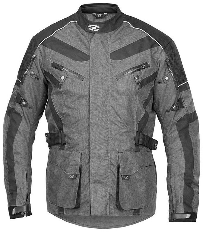Obrázek produktu enduro bunda DISCOVERY, 4SQUARE - pánská (šedá) VESTDISCOVERYHGR