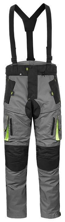 Obrázek produktu enduro kalhoty DISCOVERY, 4SQUARE - pánské (šedo-žluté) PANTDISCOVERYHJAUN