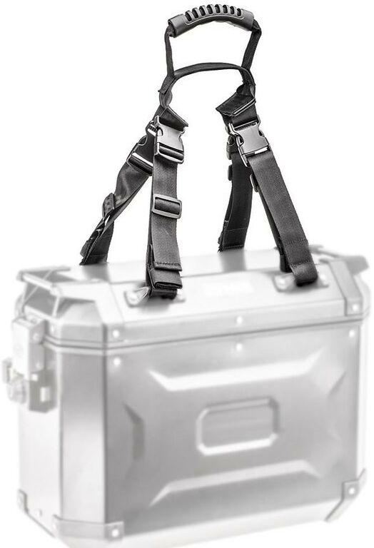 Obrázek produktu popruh na boční kufry (1 ks) Q-TECH MTL-B002 C