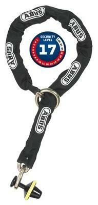 Obrázek produktu řetěz + zámek na kotoučovou brzdu Granit Victory (délka 120 cm, tloušťka 12 mm, tloušťka třmenu 12 mm), ABUS 4003318447433