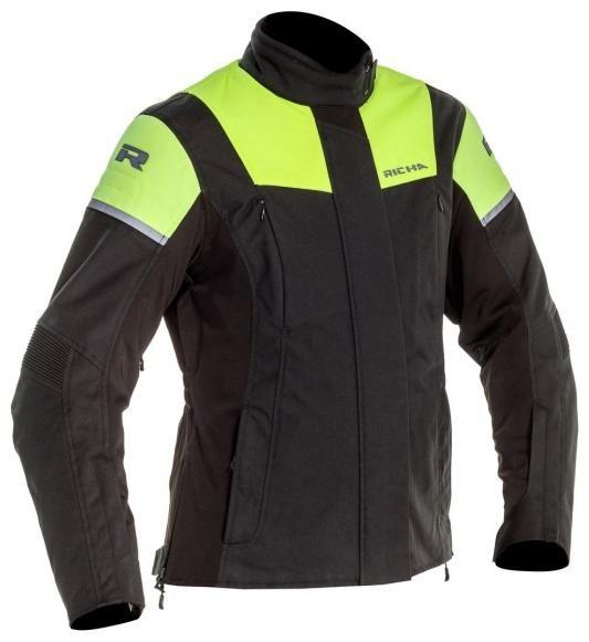 Obrázek produktu Dámská bunda RICHA PHOENICIA 3 černo/žlutá