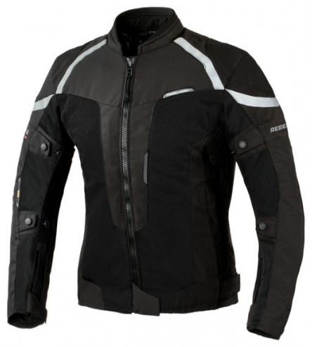 Obrázek produktu Dámská moto bunda REBELHORN HIFLOW III černá