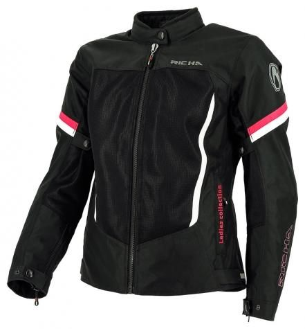 Obrázek produktu Dámská moto bunda RICHA AIRBENDER růžová