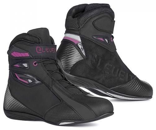 Obrázek produktu Dámské moto boty ELEVEIT T SPORT LADY WP černo/fialové