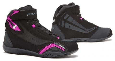 Obrázek produktu Dámské moto boty FORMA GENESIS LADY černo/růžové