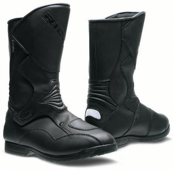 Obrázek produktu Dětské moto boty RICHA TOURING AQUA černé