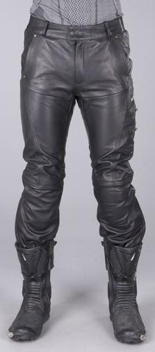 Obrázek produktu Moto kalhoty RICHA LEGEND černé kožené