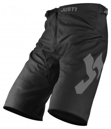 Obrázek produktu Šortky JUST1 J-FLEX MTB HYPE černo/šedé