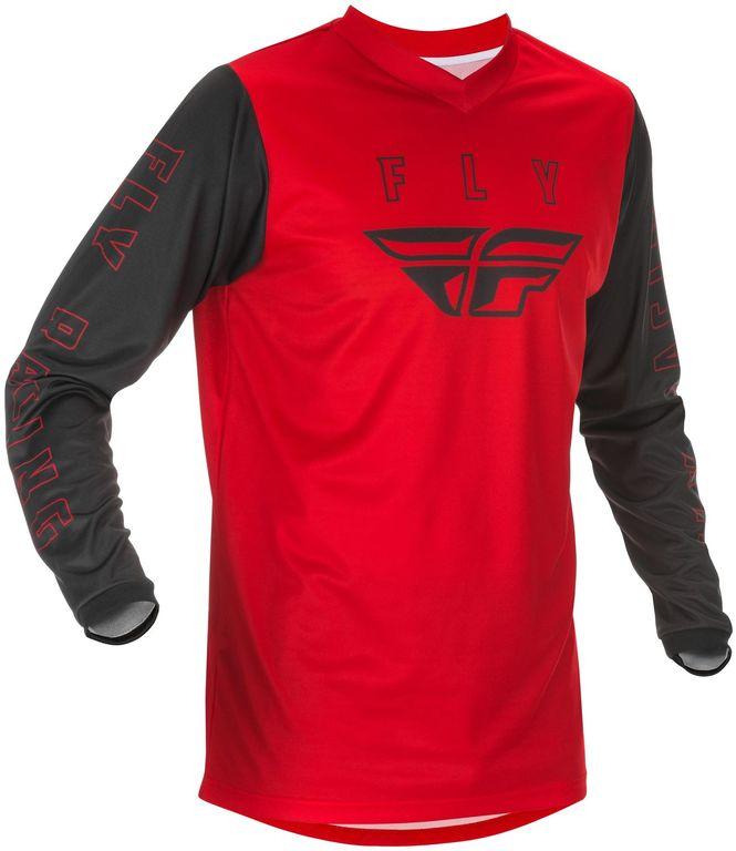 Obrázek produktu dres F-16 2021, FLY RACING dětský (červená/černá) 374-922Y