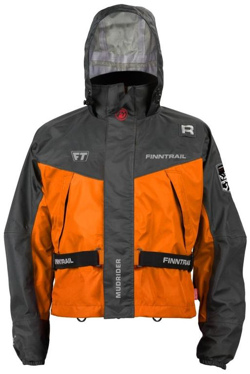 Obrázek produktu Finntrail Jacket Mudrider Orange (5310Orange-MASTER)