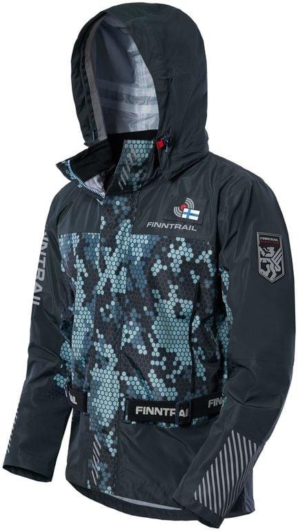 Obrázek produktu Finntrail Jacket Mudway 2010 CamoGrey (2010CamoGrey-MASTER)