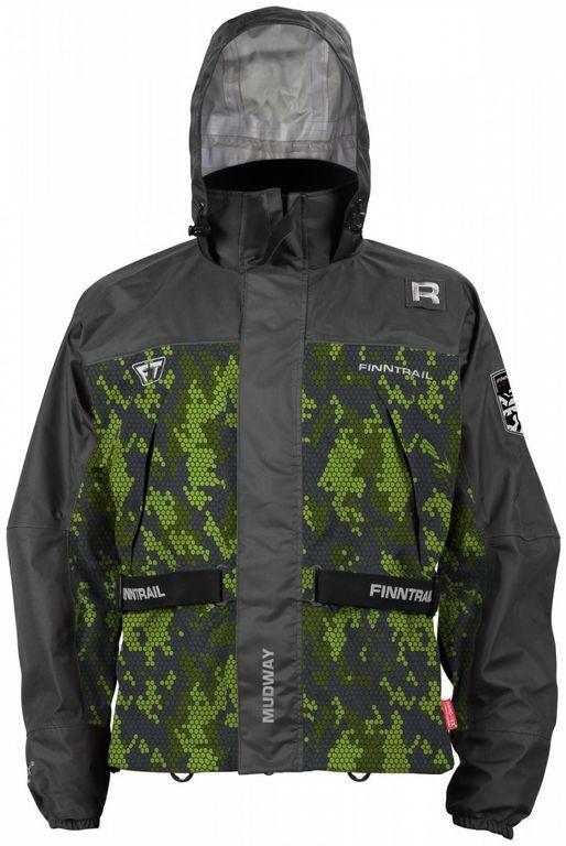 Obrázek produktu Finntrail Jacket Mudway CamoGreen (2000CamoGreen-MASTER)