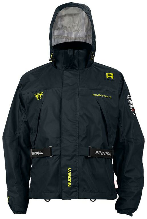 Obrázek produktu Finntrail Jacket Mudway 2000 Graphite (2000Graphite-MASTER)