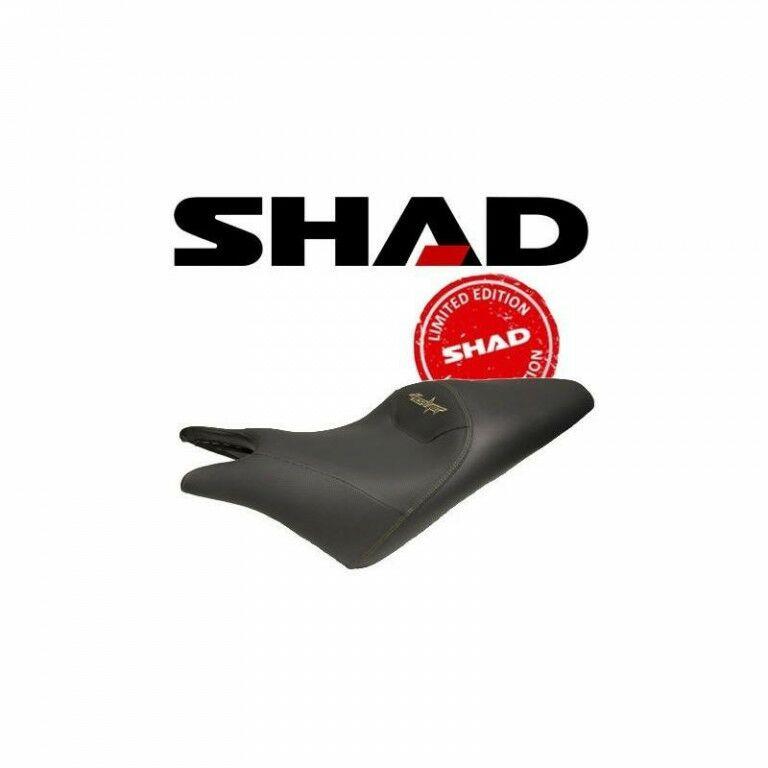 Obrázek produktu Komfortní sedlo SHAD black, gold SHH0H6115