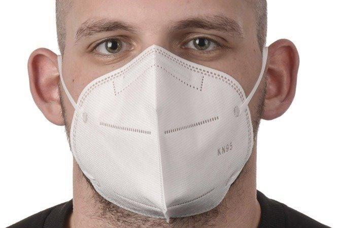 Obrázek produktu (sada 10 ks) respirátor KN95/FFP2