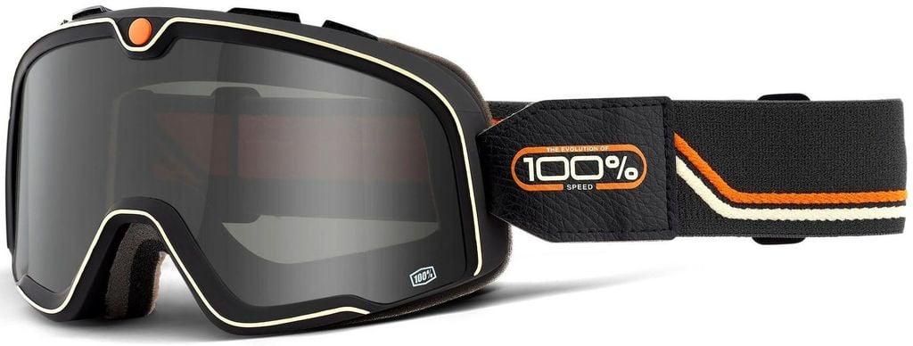Obrázek produktu BARSTOW 100% - USA , brýle Team Speed - kouřové plexi 50002-102-01