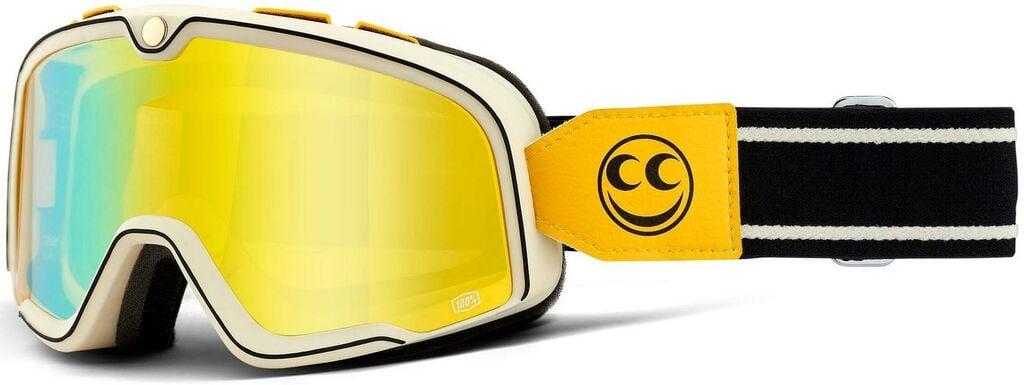 Obrázek produktu BARSTOW 100% - USA , brýle See See - zrcadlové žluté plexi 50002-255-14