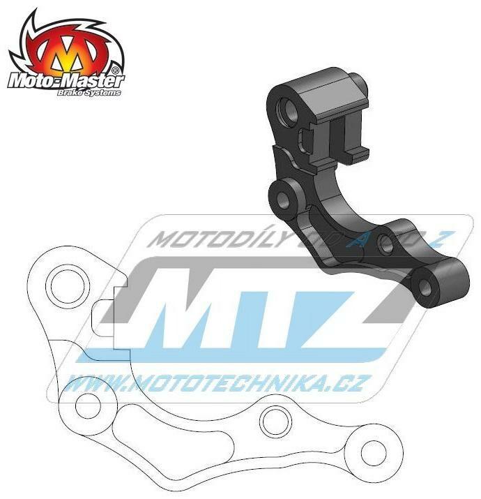 Obrázek produktu Adaptér brzdového kotouče pro průměr 270mm - MotoMaster Oversize Adapter - Honda CRF250R+CRF450R / 19-20 (mm211118) MM211118