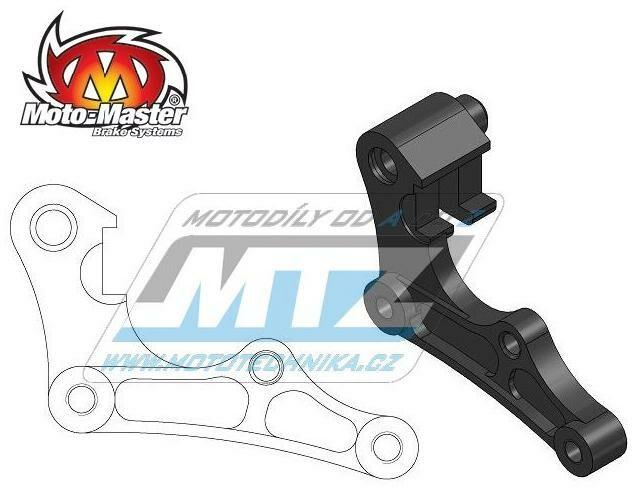 Obrázek produktu Adaptér brzdového kotouče pro průměr 270mm - MotoMaster Oversize Adapter - Honda CRF250R+CRF450R+CR125+CR250 / 04-14 + CRF250X+CRF450X / 04-17 (mm211053) MM211053