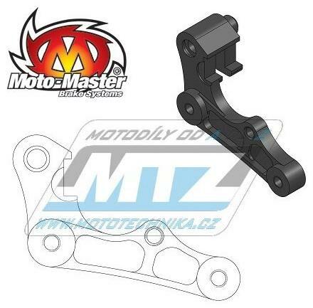 Obrázek produktu Adaptér brzdového kotouče pro průměr 270mm - MotoMaster Oversize Adapter - Yamaha YZ125+YZ250 / 08-19 + YZF250 / 07-19 + YZF450 / 08-19 (mm211050) MM211050