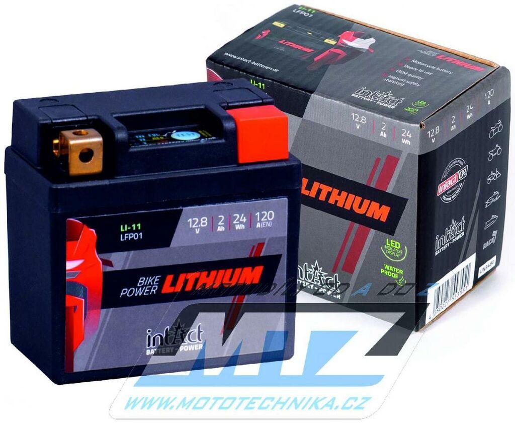 Obrázek produktu Baterie Lithium LFP01 12V/2Ah Honda CRF250R+CRF450R+RX + KTM 250SXF+350SXF+450SXF + 250EXCF+350EXCF+450EXCF+500EXCF + 150EXC+250EXC+300EXC + Husqvarna FC250+FC350+FC450 + FE250+FE350+FE450+FE501 + TE1