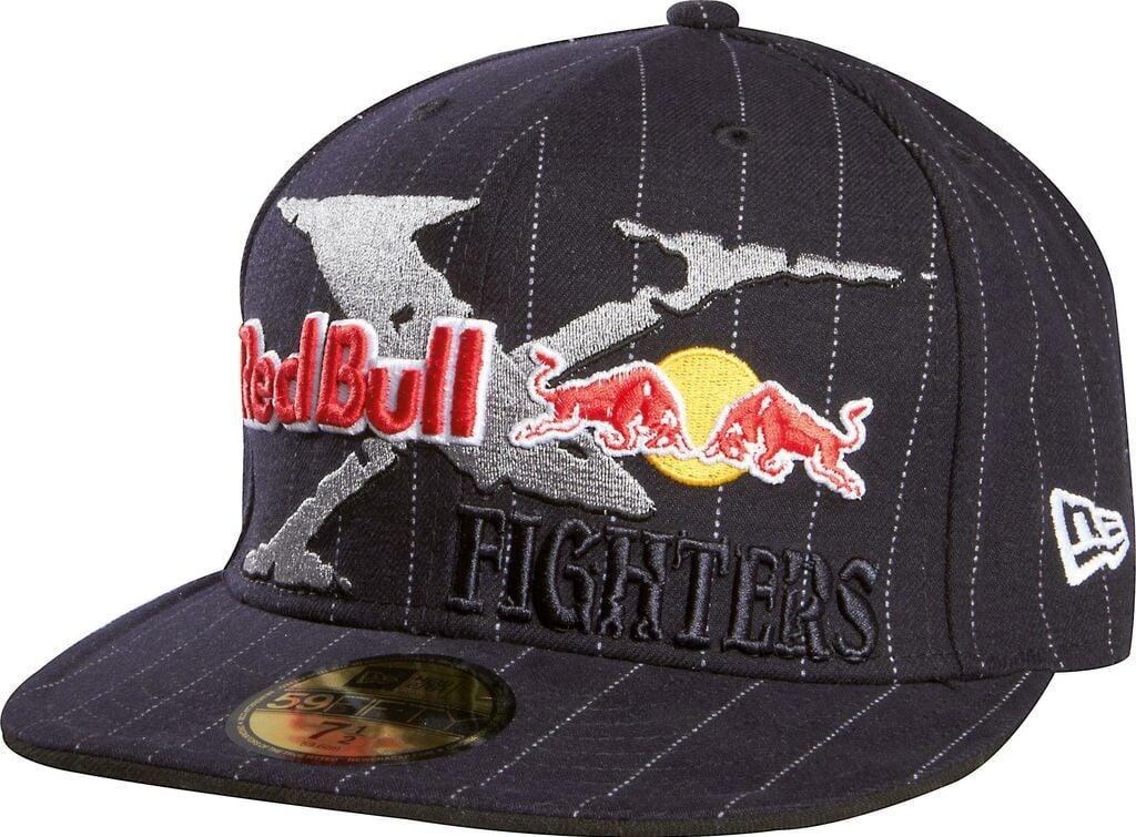 "Obrázek produktu Čepice/Kšiltovka FOX Red Bull X-Fighters Core New Era - modrá  M = 7 1/4"" (16096) FX68307-007-M"
